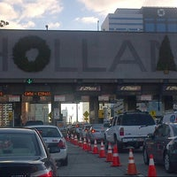 Photo taken at Holland Tunnel Toll Plaza by ron n. on 12/19/2012