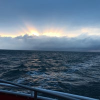 Photo taken at Elding Whale Watching by Kristin M. on 12/31/2015
