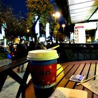 Photo taken at Caffé Nero by Haydeeee on 12/15/2015