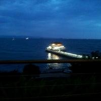 Photo taken at Moda Teras by Aysegul on 10/28/2012