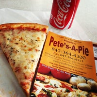 Photo taken at Pete's-a-Pie by Tami B. on 3/5/2013