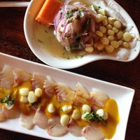 Photo taken at Los Balcones del Peru by Midtown Lunch LA on 8/29/2014