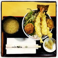 Photo taken at Hannosuke by Midtown Lunch LA on 2/28/2013