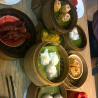 Photo taken at Bamboo dimsum by Steffi Y. on 9/30/2012