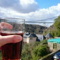 Photo taken at Avon Gorge Hotel by Phil S. on 4/30/2016