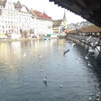 Photo taken at Seebrücke by TheQueen👑 on 1/30/2016