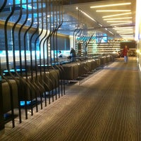 Photo taken at EVA Air Lounge by April W. on 2/24/2014