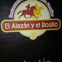 Photo taken at El Alazán y el Rosillo by Katia C. on 3/26/2016
