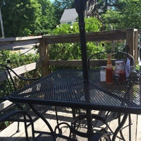 Photo taken at Flying Fish Cafe by Ally B. on 7/1/2016
