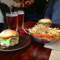 Photo taken at Roam Artisan Burgers by La C. on 6/4/2013