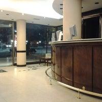 Photo taken at Embajador Hotel by Bianca S. on 8/3/2013