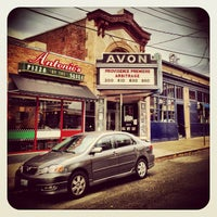 Photo taken at Avon Cinema by Kevin-John B. on 10/15/2012