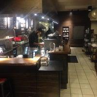 Photo taken at Starbucks by James on 1/26/2014