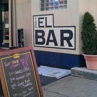 Photo taken at El Bar by Melissa J. on 3/9/2013