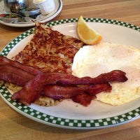 Photo taken at Magnolia Pancake Haus by Hammburger . on 11/6/2012
