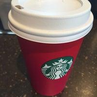 Photo taken at Starbucks by Rachel S. on 12/17/2015