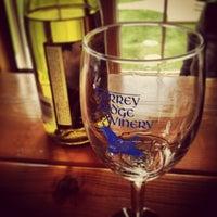 Photo taken at Torrey Ridge Winery by Katarina L. on 5/11/2013