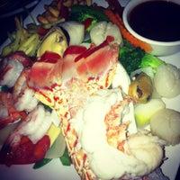 Photo taken at Sushi Yama by Tonya S. on 3/31/2013