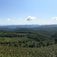 Photo taken at Max Patch by Pavan K. on 9/5/2016
