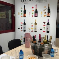 Photo taken at Wine Palace - Celler/Bodega by Robert J. on 12/3/2014