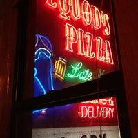 Photo taken at Pequod's Pizzeria by Melissa S. on 1/16/2013