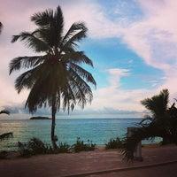 Photo taken at Hotel Bahia Sardina by Thiago M. on 10/2/2013