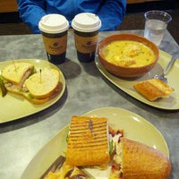 Photo taken at Panera Bread by Kevin T. on 12/22/2012