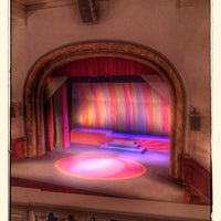 Photo taken at Irvington Town Hall Theater by Douglas M. on 1/26/2014