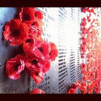 Photo taken at Australian War Memorial by Nicole S. on 10/26/2012