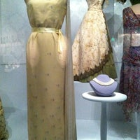Photo taken at The First Ladies Exhibition by Val S. on 10/13/2012