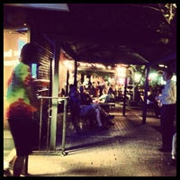 Photo taken at Westover Market Beer Garden by Chris A. on 9/5/2013