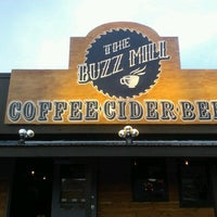 Photo taken at Buzz Mill Coffee by Wayne O. on 2/6/2013
