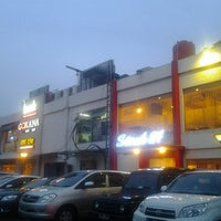 Photo taken at TIS (Tebet Indraya Square) by Ibrahim A. on 3/27/2013
