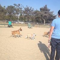 Photo taken at Alameda Dog Park by WreSalene on 9/26/2012
