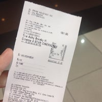Photo taken at SM Cinema Bacolod by Rhea May T. on 7/10/2016