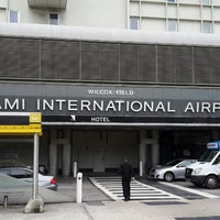 Photo taken at Miami International Airport (MIA) by Jo S. on 9/17/2013