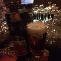 Photo taken at O'Mearas Irish Pub by Lennaert B. on 1/23/2016