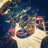 Photo taken at Red Lobster by Anthony R. on 1/19/2013