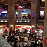 Photo taken at Virgin Megastore by Vicente N. on 5/9/2013