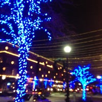 Photo taken at Frisco Square by Nicky T. on 12/23/2012