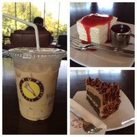 Photo taken at TUP Coffee Bar by Nisara K. on 1/29/2014