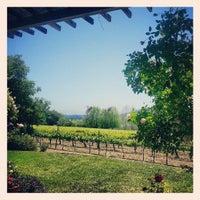Photo taken at Nicholson Vineyards by Kelsy H. on 4/27/2013