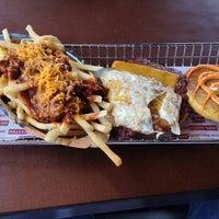 Photo taken at Smashburger by iGoByDoc on 3/26/2013