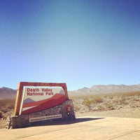 Photo taken at Death Valley National Park by Mary B. on 10/18/2012