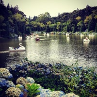 Photo taken at Lago Negro by Ronaldo M. on 12/29/2012