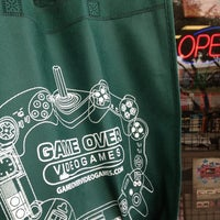 Photo taken at Game Over Videogames by Bruce T. on 12/1/2013