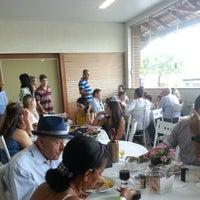 Photo taken at Portal Restaurante by Dayane Carrijo J. on 3/16/2013