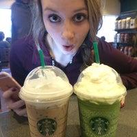 Photo taken at Starbucks by Melissa P. on 1/10/2016