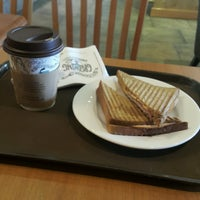 Photo taken at Caribou Coffee by Essa A. on 8/14/2016