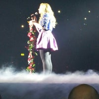 Photo taken at Motorpoint Arena by Nigel S. on 2/4/2013